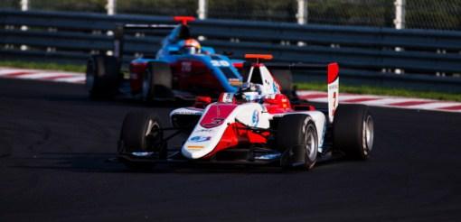 GP3 Series: Matt Parry e Alex Albon vencem na Hungria