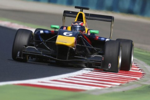 GP3 Series: Daniil Kvyat e Alexander Sims vencem em Spa-Francorchamps