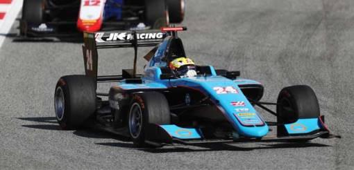 GP3 Series: Nirei Fukuzumi e Arjun Maini vencem em Barcelona