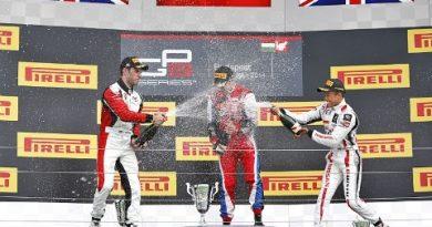 GP3 Series: Richie Stanaway e Patric Niederhauser vencem na Hungria