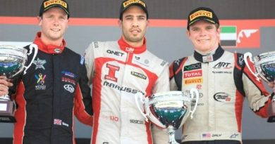 GP3 Series: Tio Ellinas vence a prova final da temporada