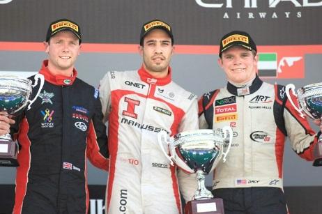 GP3 Series: Tio Ellinas vence a prova final da temporada