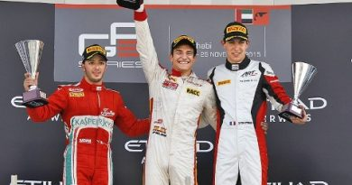 GP3 Series: Esteban Ocon é o campeão de 2015