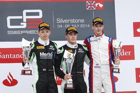 GP3 Series: Jimmy Eriksson e Richie Stanaway vencem em Silverstone