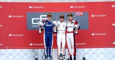 GP3 Series: Giovanni Venturini vence em Silverstone