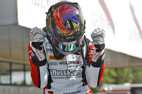 GP3 Series: Esteban Ocon e Marvin Kirchhöfer vencem em Barcelona