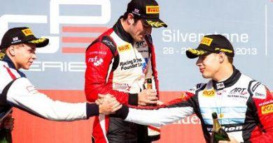 GP3 Series: Jack Harvey vence em Silverstone