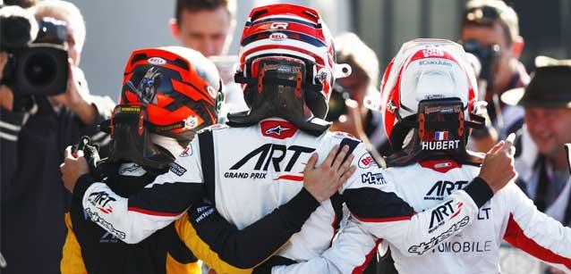 GP3 Series: George Russell vence em Monza