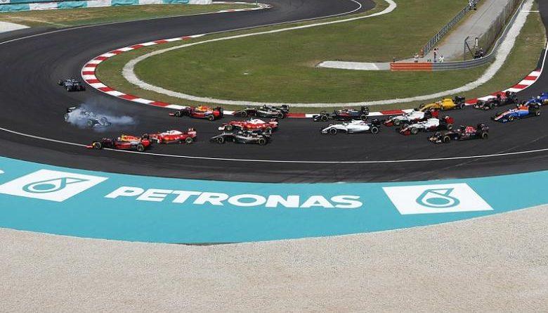F1: Malásia não renovará contrato e só receberá a Fórmula 1 até 2018
