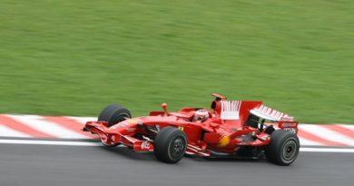 F1: Raikkonen acredita ter mais '4 ou 5 anos' de F-1