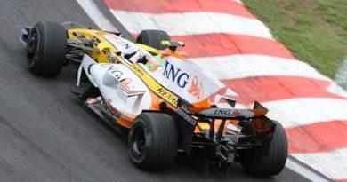 F1: Nelsinho Piquet é oitavo no primeiro dia em Interlagos