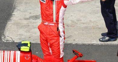 F1: Para Massa, McLaren não está muito mais pesada
