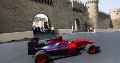 F1: Confira a escolha de pneus para o GP do Azerbaijão