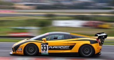 GT3 Brasil: Lamborghini lidera 2º treino livre