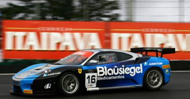 GT3 Brasil: Khodair/Hahn lideram último treino livre