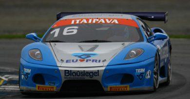 GT3 Brasil: Allam Khodair e Marcelo Hahn repetem o quarto lugar na segunda corrida do final de semana