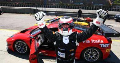 GT3 Brasil: Chico Longo e Daniel Serra levam Scuderia à primeira vitória