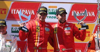 GT3 Brasil: Ricci/Derani levam Ferrari à histórica 1ª vitória na categoria