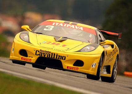 GT3 Brasil: Ricci/Derani 'voam' em Curitiba e baixam melhor tempo