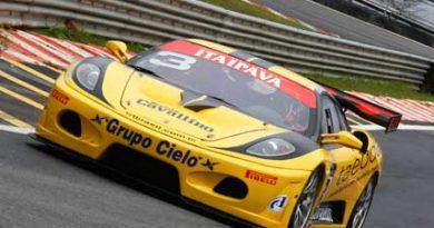 GT3 Brasil: Líderes na geral, Ricci/Derani também são os primeiros no GT Masters