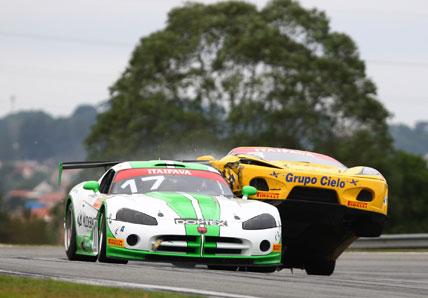 GT3 Brasil: Matias e Stumpf vencem a 1ª corrida em Curitiba