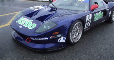 GT3: Chuva atrapalha o domínio do Ford GT40 na primeira etapa
