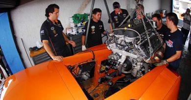 """GT3 Brasil: """"caixa preta"""" é novidade na fiscalização em 2008"""