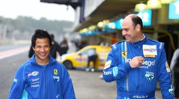 GT3 Brasil: Khodair e Hahn buscam primeira vitória