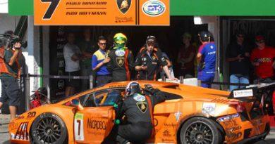 GT3 Brasil: Fim de semana difícil para Ingo e Boni