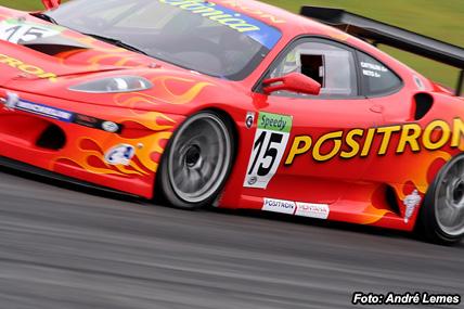 GT3 Brasil: Pilotos da Pósitron/Greco esperam uma equiparação melhor da Ferrari F430