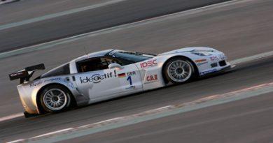 GT3 Brasil: Corvette Z06R domina cenário europeu