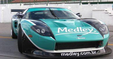 GT3 Brasil: Xandy e Mattheis estréiam Ford GT em Brasília