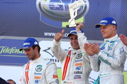 GT3 Brasil: Gresse e Brito colocam Porsche mais uma vez no pódio da GT3