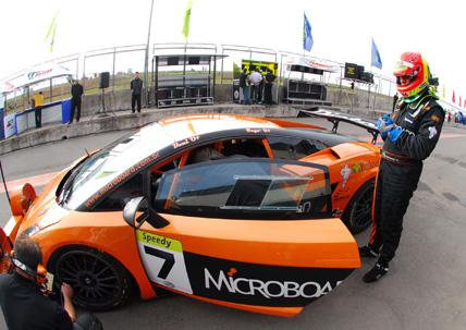 GT3 Brasil: Acidentes na largada, tiram Ingo e Boni das corridas de Santa Cruz do Sul