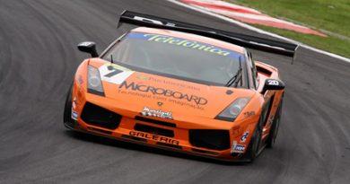 GT3 Brasil: Hoffmann destaca prazer em dirigir o Lambo