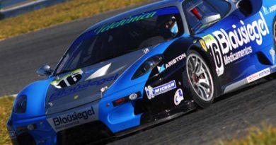 GT3 Brasil: Ferrari F430 de Khodair é o mais rápido no treino de aquecimento