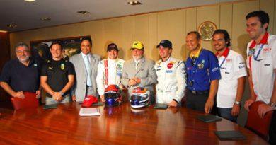 GT3: Em encontro com Emerson, Lula surpreende ao pedir projeto para reforma dos autódromos brasileiros