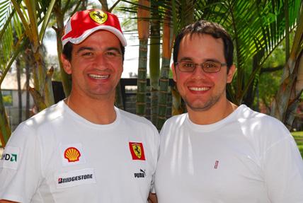 """GT3 Brasil: """"GT3 mudou nossas vidas"""", afirmam Ricci e Casagrande"""