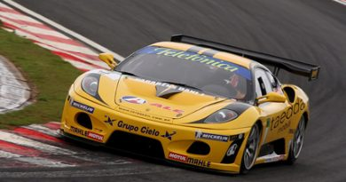GT3 Brasil: Ricci satisfeito com a performance no final do campeonato