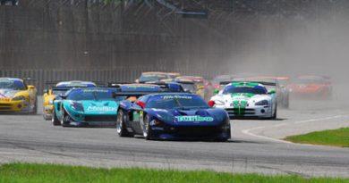 GT3 Brasil: Salles/Rosset vencem a primeira corrida em Jacarepaguá