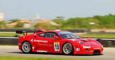 GT3 Brasil: Chico Longo e Daniel Serra são os mais rápidos no 2º Treino livre