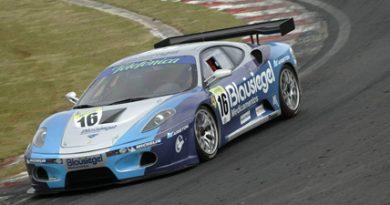 GT3: Blausiegel Racing Team não consegue resultado esperado na última prova de 2008