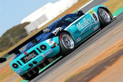 GT3 Brasil: Ford GT domina treinos em Brasília