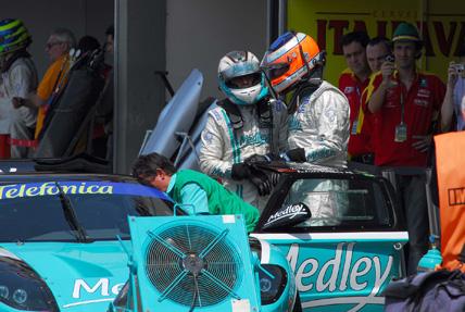 GT3 Brasil: Ford GT coloca mão na taça após etapas de Santa Cruz