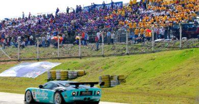 GT3 Brasil: Corridas atraem oito mil pessoas ao Autódromo de Santa Cruz do Sul