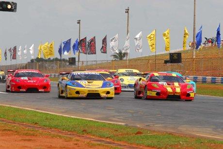 GT3 Brasil: Categoria planeja competir em 3 países já em 2008