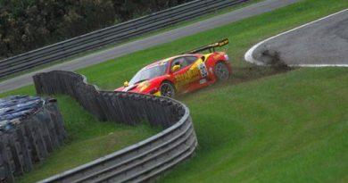 GT3 Brasil: Dois dos seis Ferrari F430 ameaçados em Curitiba