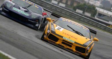 GT3 Brasil: Paranaenses dominam em Curitiba