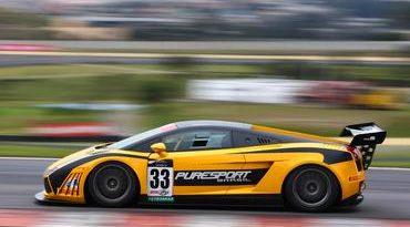 GT3 Brasil: Lamborghini Gallardo fez sua primeira corrida na temporada 2009