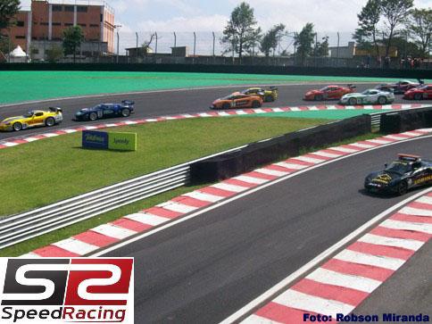 GT3 Brasil: Segunda temporada consolida categoria dos super-carros